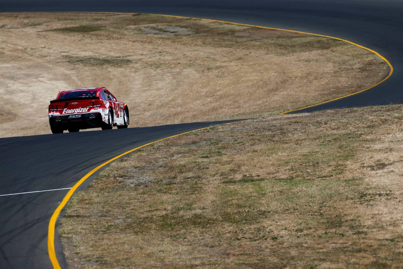 2017 Sonoma Starting Lineup in NASCAR Cup Series - Sonoma Raceway Qualifying Results