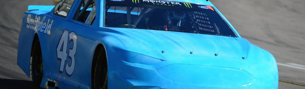 New Replacement Driver for Injured Aric Almirola