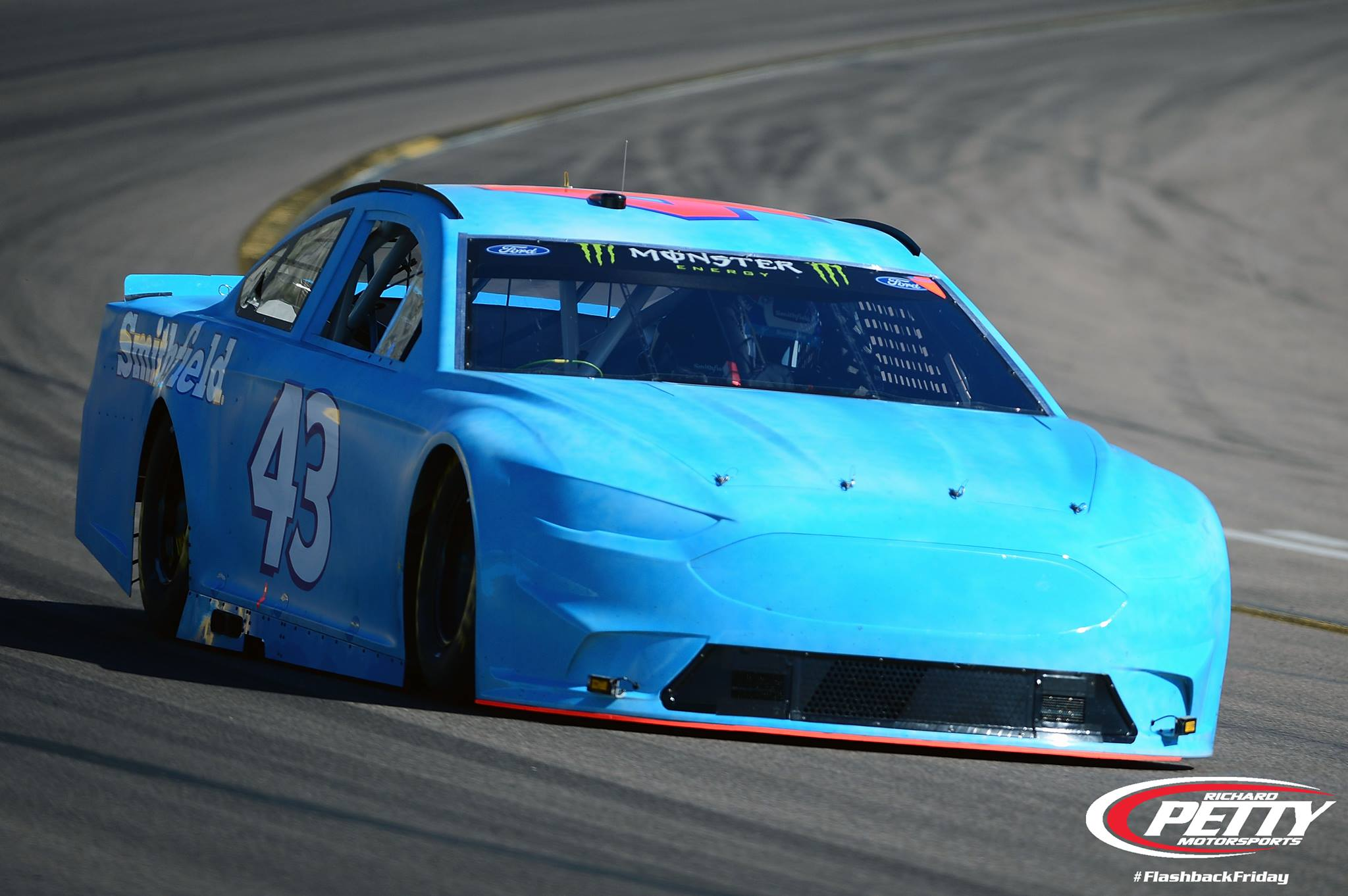 Aric Almirola Replacement Driver at Richard Petty Motorsports