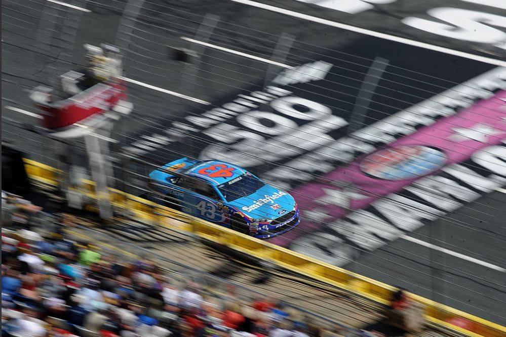 Aric Almirola Return to NASCAR
