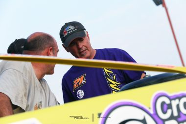 Billy Moyer Sr wins DIRTcar UMP Summer Nationals Opener