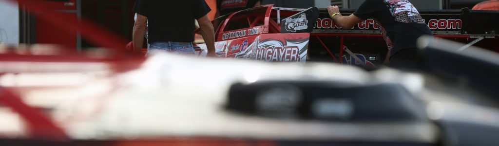 Bobby Pierce Explains the Switch to the Backup Car in Summer Nationals