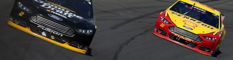 Brad Keselowski hopes the Hawk-Eye system will level the playing field