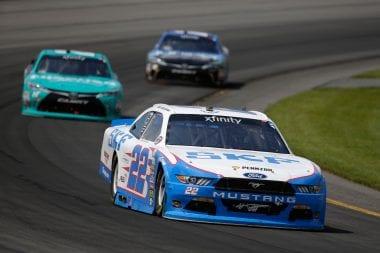 Brad Keselowski wins at Pocono Raceway - NASCAR Xfinity Series