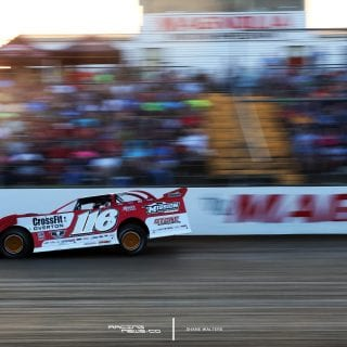 Brandon Overton Magnolia Motor Speedway Dirt Track Photos 1515