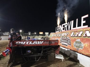 Brandon Overton tops 2017 Firecracker 100 results at Lernerville Speedway