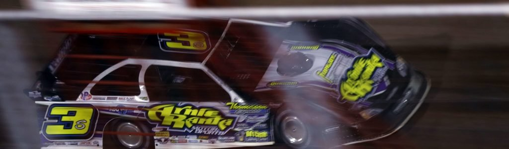 Jason Feger and Brian Shirley, Peoria Speedway Summer Nationals Controversy