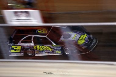 Brian Shirley comments Peoria Speedway DIRTacr Summer Nationals Controversy