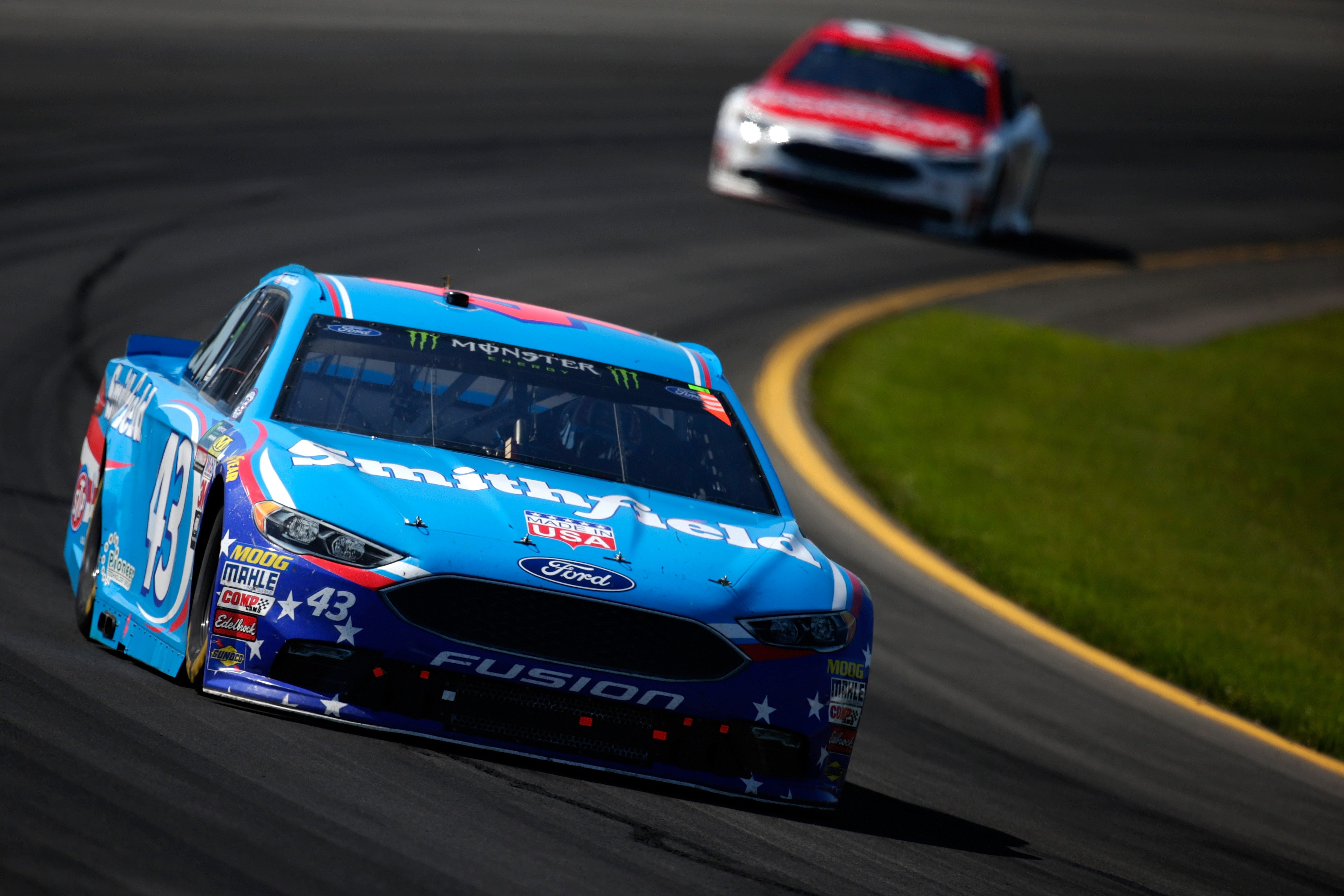 Bubba Wallace out at Sonoma Raceway