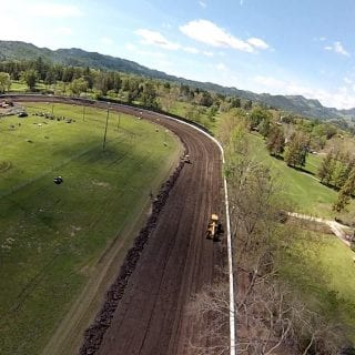 Calistoga Speedway - California Dirt Track