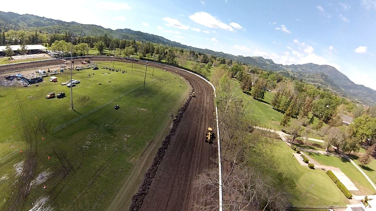 Calistoga Speedway - California Dirt Track