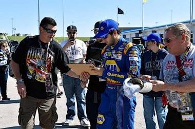 Chase Elliott Hendrick Motorsports NASCAR Contract Extended