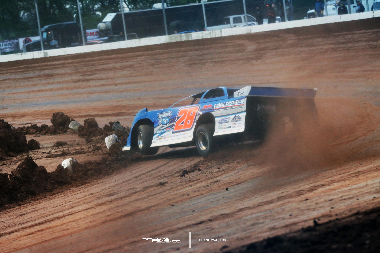 Clarksville Speedway Results - June 26, 2017 - DIRTcar Summer Nationals - Dennis Erb Jr 2