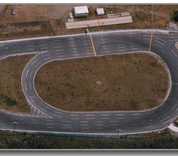 Concord Motor Speedway 1:4 Mile Track