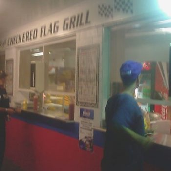 Concord Motor Speedway Food Court