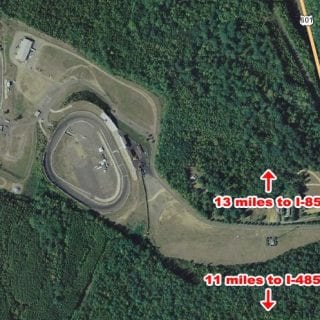 Concord Speedway North Carolina Racetrack For Sale