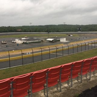 Concord Speedway Seating Capacity