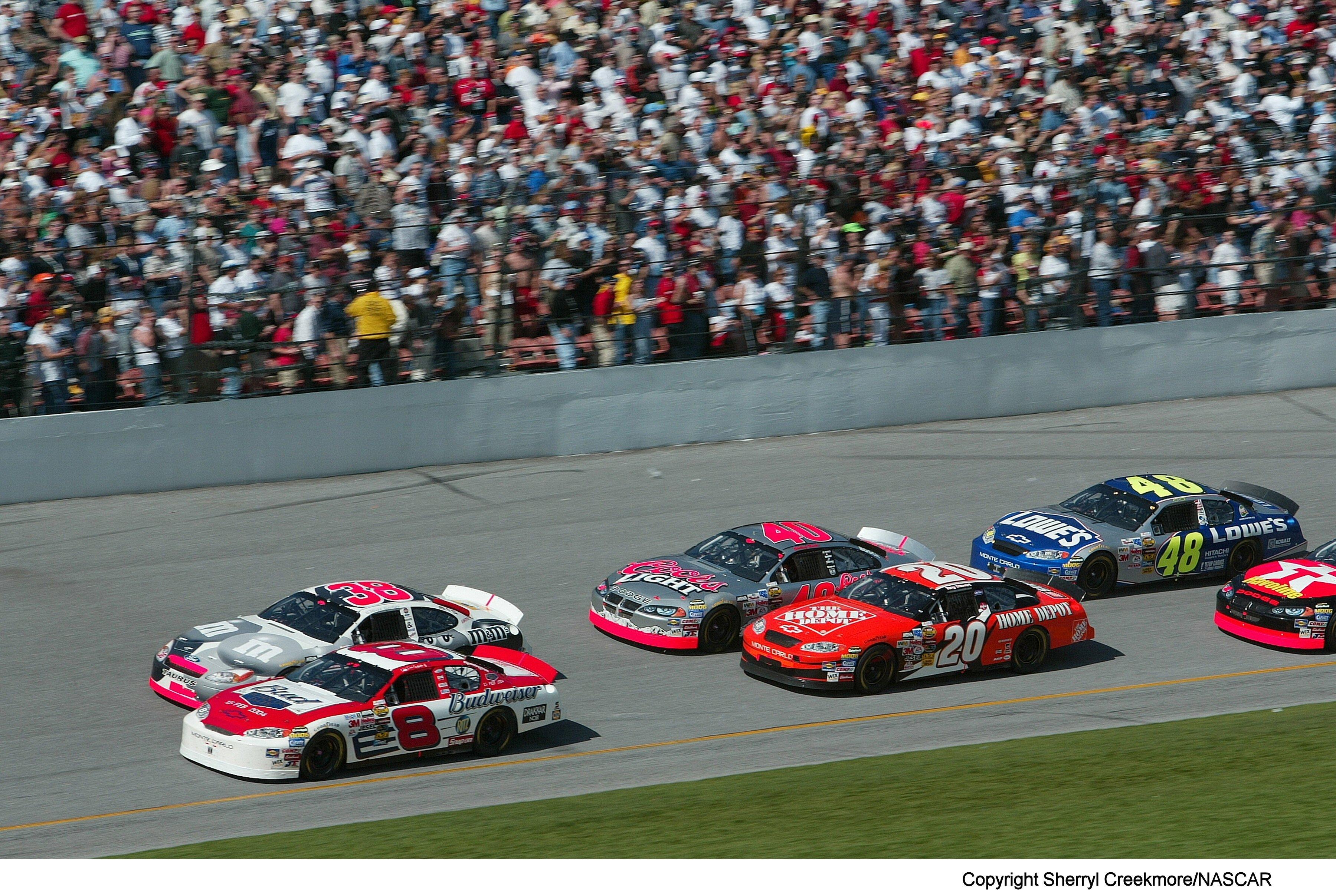Dale Earnhardt Jr Daytona 500 Win