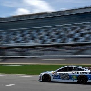 Dale Earnhardt Jr NASCAR Daytona Starting Lineup Qualifying June-July Coke Zero 400