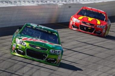 Dale Earnhardt Jr talks NASCAR Debris Cautions