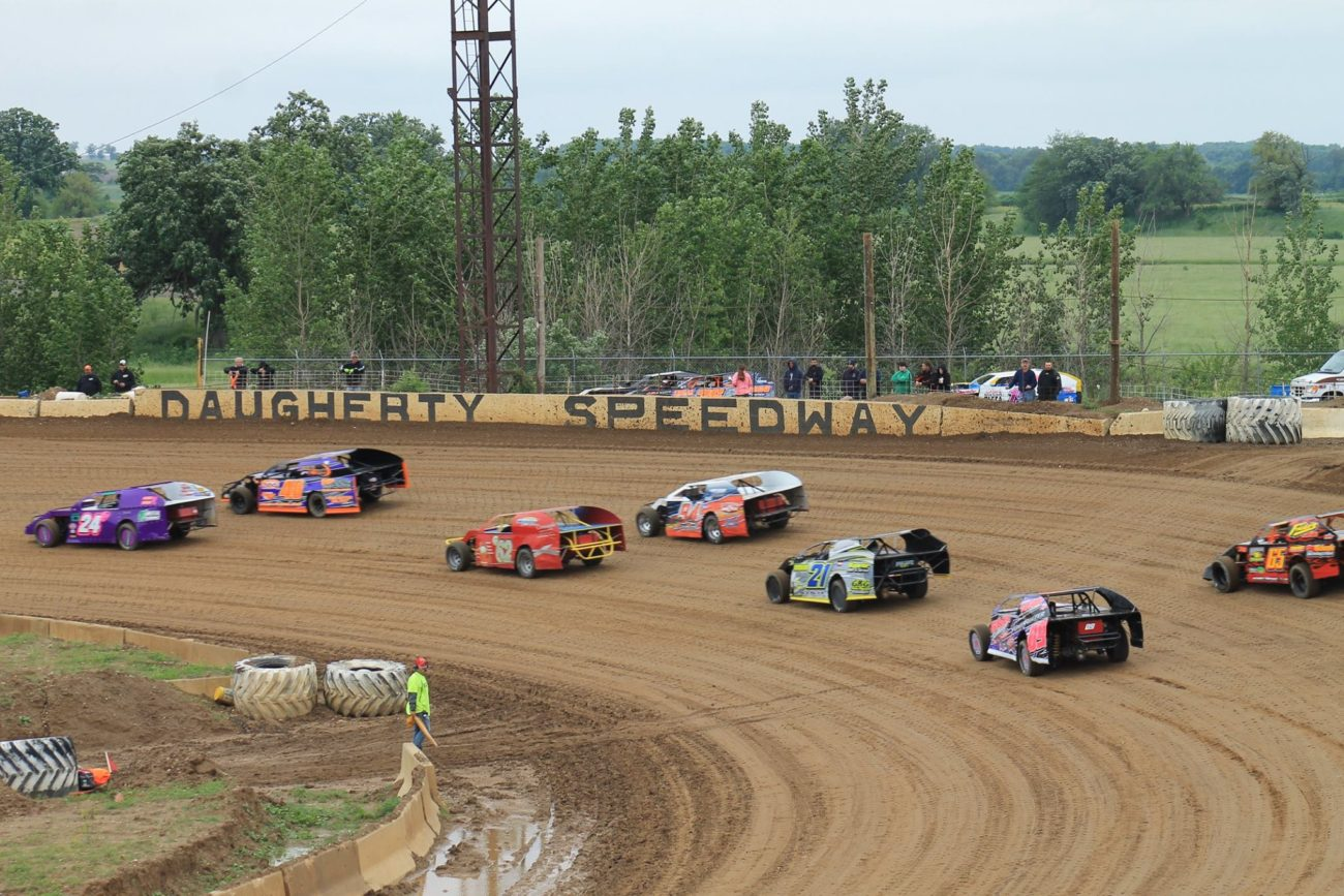 Daugherty Speedway Shutting Down Temporarily after Summer Nationals Event
