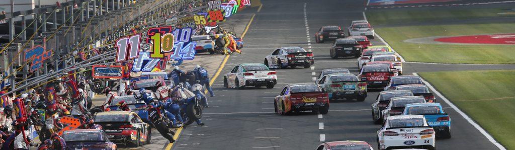 David Higdon, NASCAR VP Leaving After 6 Years