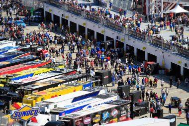 Daytona International Speedway Bomb Threat