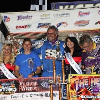 Dennis Erb Jr Wins at Tri-City Speedway 3067