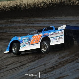 Dennis Erb Jr at Tri-City Speedway DIRTcar UMP Summer Nationals 2659