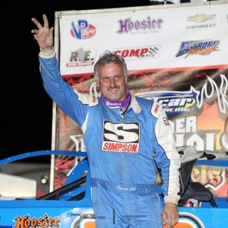 Dennis Erb Jr wins Tri-City Speedway DIRTcar Summer Nationals 3062