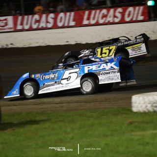 Don O'Neal Magnolia Motor Speedway 2256