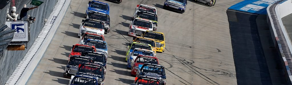 Dover Truck Race Starting Lineup: May 3, 2019