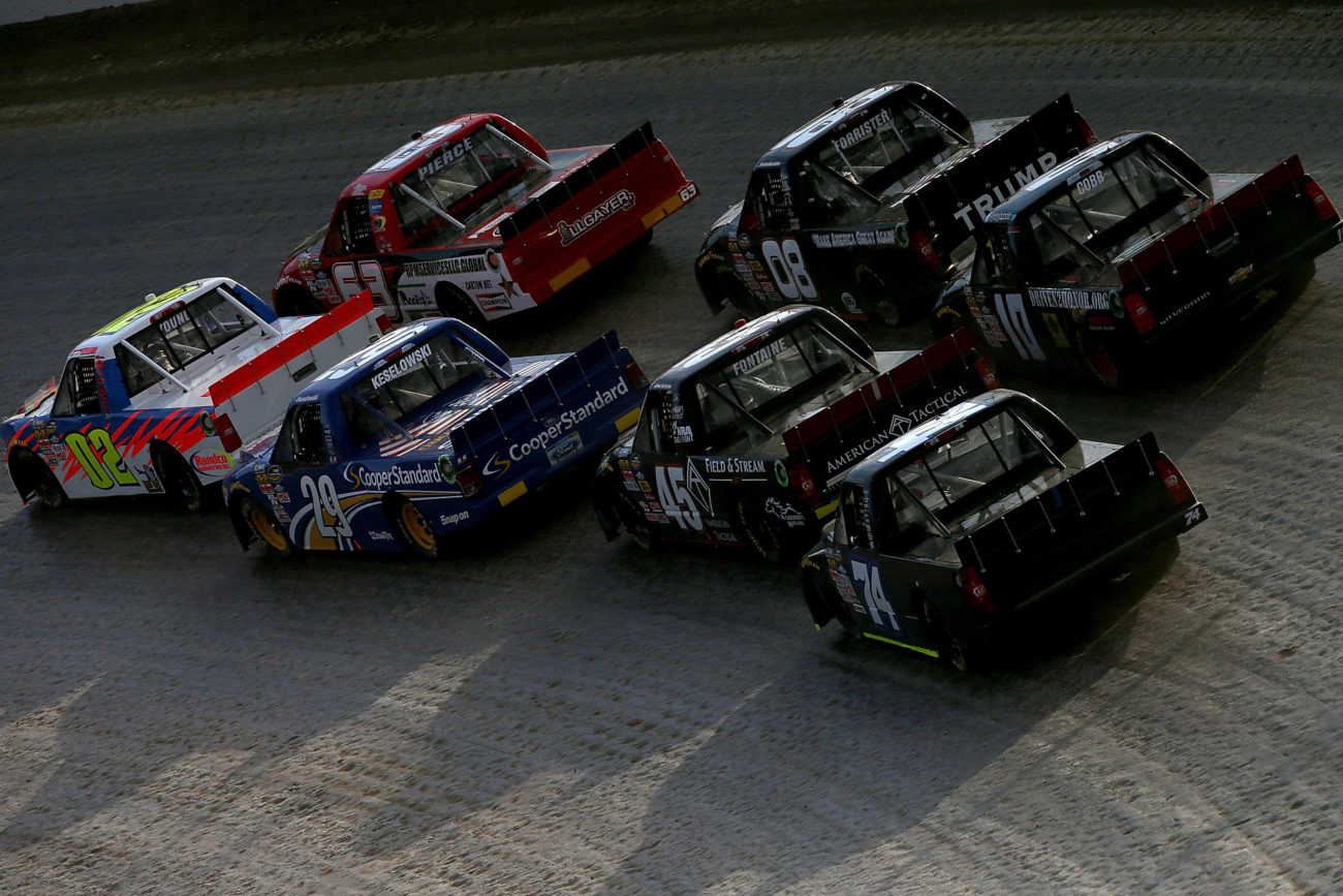 Eldora NASCAR TV Listing; Race Moved due to Soccer Airing