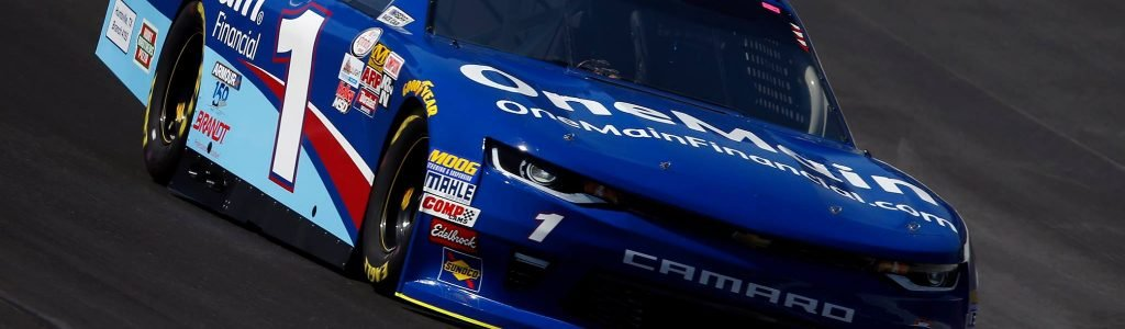 Elliott Sadler upset that TV Didn't have time for Xfinity point leader