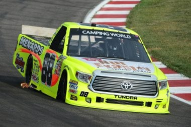 Gateway Motorsports Park NASCAR Schedule - June 17