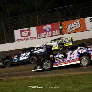 Gregg Satterlee Magnolia Motor Speedway Columbus, MS 2157