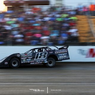 Jack Sullivan 18x Dirt Late Model 1544