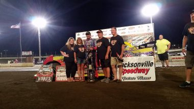 Jacksonville Speedway Results from June 21, 2017 featuring the DIRTcar UMP Summer Nationals