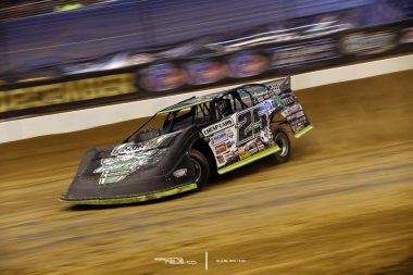 Jason Feger Peoria Speedway UMP Summer Nationals Controversy