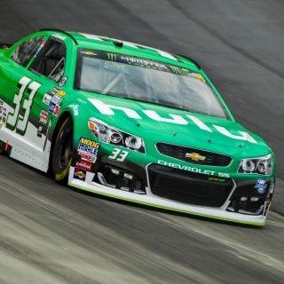 Jeffrey Earnhardt - Circle Sport The Motorsports Group NASCAR Racecar
