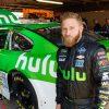 Jeffrey Earnhardt Hulu NASCAR Racecar