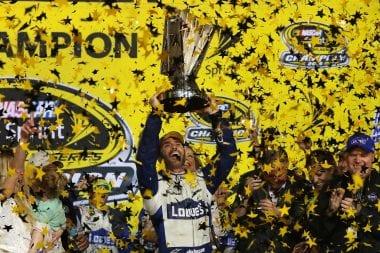 Jimmie Johnson 7 time NASCAR Champion