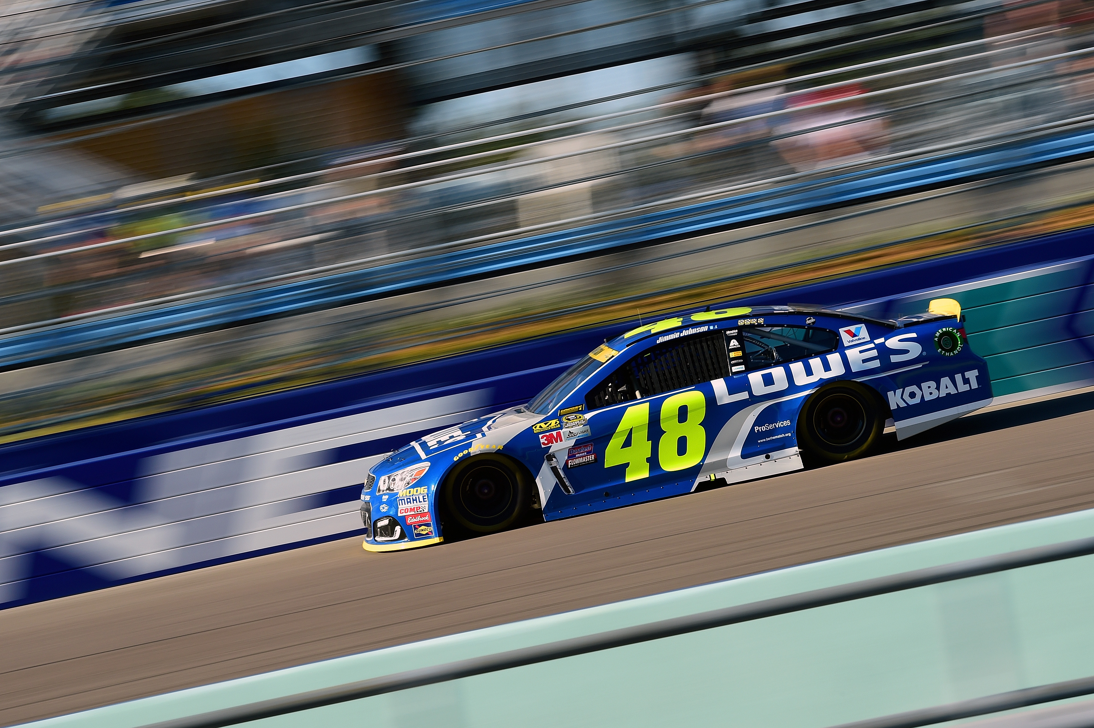 Jimmie Johnson Lowes Sponsorship Extended