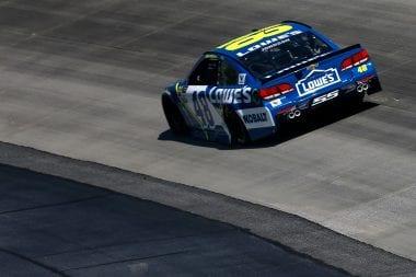 Jimmie Johnson wins at Dover International Speedway