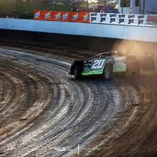 Jimmy Owens Magnolia Motor Speedway 1414