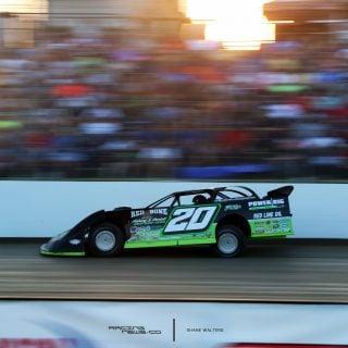 Jimmy Owens Magnolia Motor Speedway 1504