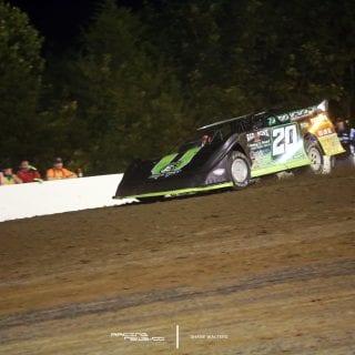 Jimmy Owens Magnolia Motor Speedway MS Dirt Track 2193