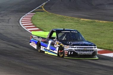 Jordan Anderson Gateway Motorsports Park