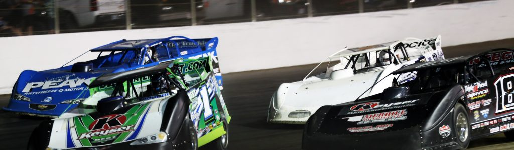Talking Modern Dirt Late Model Aerodynamics with Josh Richards