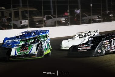 Josh Richards talks Modern Dirt Late Model Aerodynamics 2305
